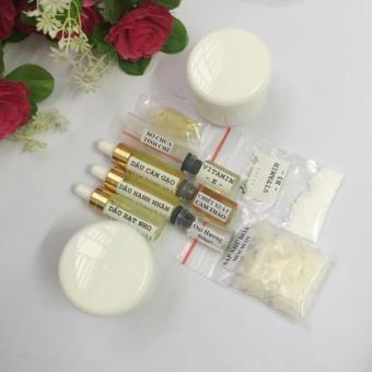 HƯỚNG DẪN làm kem dưỡng da handmade 100g tại nhà, giảm giá