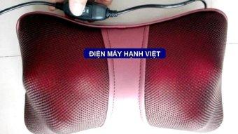 Gối massage 6 bi hồng ngoại công nghệ nhật
