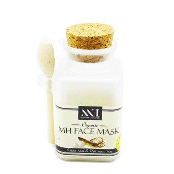 Bột Đắp Mặt Nạ Nhân Sâm và Ngọc Trai MH Natural Skin Care 30g