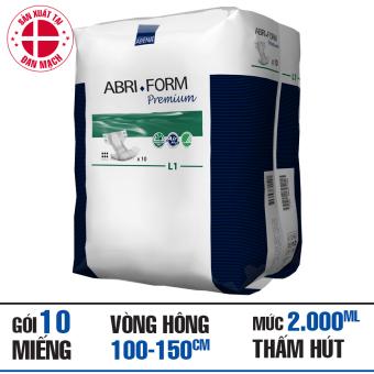 Tã Dán Người Lớn Abri-Form Premium L1 10 miếng