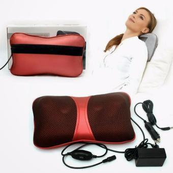 Gối massage đa năng PL-818 (6 Bi)