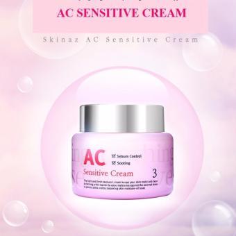 Kem dưỡng da cao cấp dành cho da nhạy cảm AC Sensitive Cream Skinaz Hàn Quốc