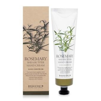Kem dưỡng da tay từ cây hương thảo Beauskin Rosemary Shea Butter Hand Cream 100ml (Hàng Chính Hãng)