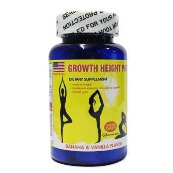 Viên uống cải thiện chiều cao Growth Height Pro 60 viên