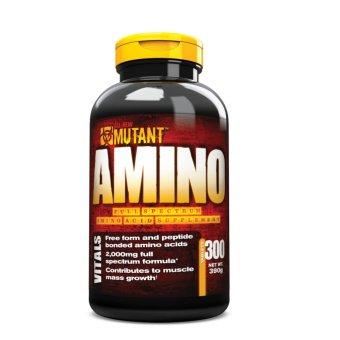 Thực phẩm bổ sung Mutant Amino 300 viên