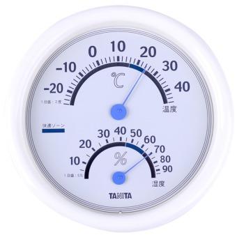 Nhiệt ẩm kế Tanita TT513 (Trắng)