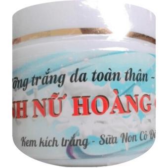 Kem Dưỡng Trắng Da Toàn Thân - Vitamin E Trinh Nữ Hoàng Cung (Dạng Đặc) - 120g - TNHC1016T95