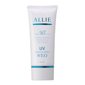 Kem chống nắng Kanebo Allie Mineral Moist NEO SPF50+ PA++++ 40g