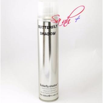 Keo xịt tóc giữ nếp lâu tự nhiên Butterfly Shadow 320ml