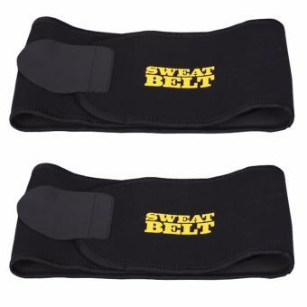 Bộ 2 đai nịt bụng giảm mỡ Sweat Belt