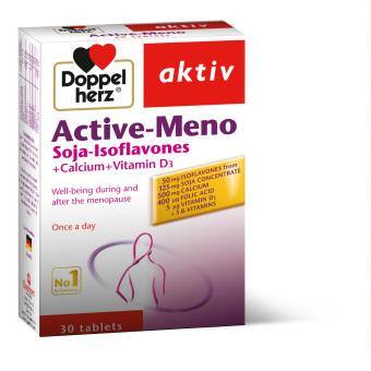 Sản phẩm cho phụ nữ tiền mãn kinh và mãn kinh Active Meno