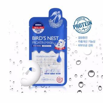 Mặt nạ dưỡng da và ngăn chặn nếp nhăn Mediheal Brid's Nest Proating Mask 25ml