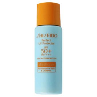 Quà tặng không bán - Sữa chống nắng cho da nhạy cảm và trẻ em Shiseido Perfect UV Protector S SPF 50+ PA++++ 7ml