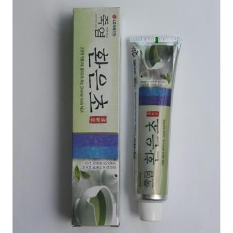 Kem đánh răng Bambo Salt – Oriental Herb ( Thảo mộc ) 160g