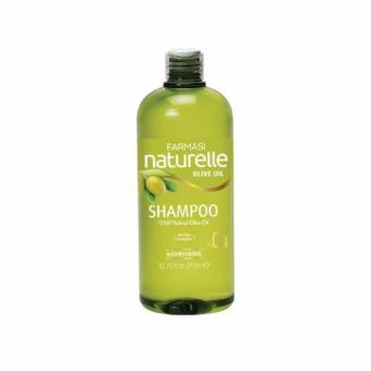 Dầu gội đầu chiết xuất olive Farmasi olive oil shampoo