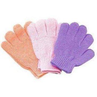 Combo 3 đôi găng tay tắm Nhật Bản (Nhiều màu)