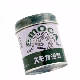 Bột đánh răng Smoca Green Can Tooth Powder (xanh)