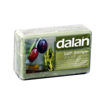 Xà phòng gội và tắm trị liệu từ dầu Olive DALAN 175g