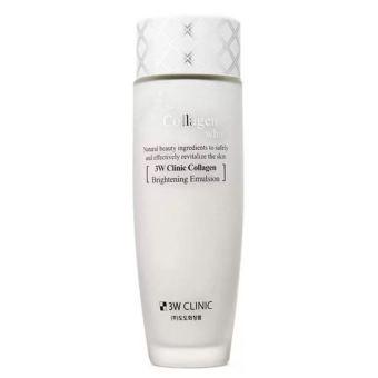 Nước hoa hồng sạch da 3W CLINC Collagen White 150ml