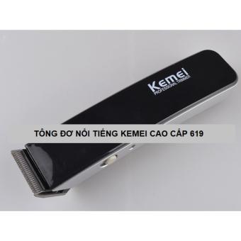 Máy Tông Đơ cắt tóc cao cấp hiệu Kemei 619