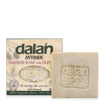 Xà phòng tắm gội từ hoa thụy hương & dầu olive Dalan Antique Daphne Soap With Olive Oil 170g (Hàng Chính Hãng)