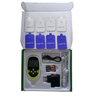 Máy massage trị liệu xung điện đa năng T Mode 8 (Trắng phối vàng)