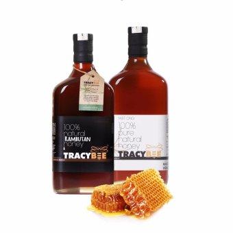 Bộ 2 chai mật ong Tracybee