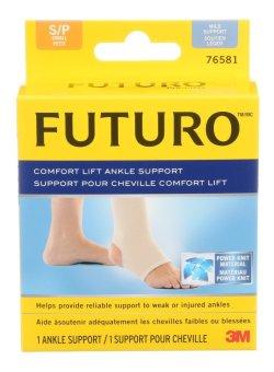 Băng thun hỗ trợ mắt cá chân FUTURO™ 76581 - Comfort Lift Ankle Support size S