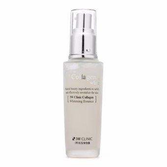 Tinh chất dưỡng trắng da 3W Clinic Collagen Whitening Essence 50ml