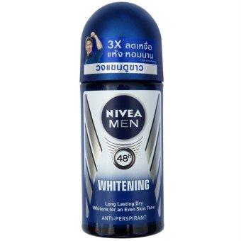 Lăn ngăn mùi NIVEA Men Whitening 50ml