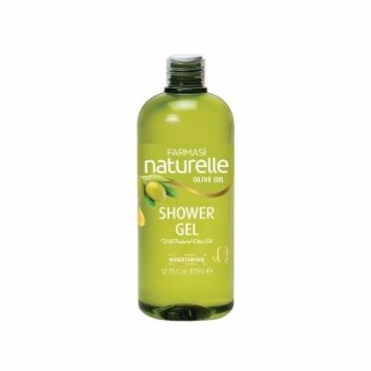 Gel tắm chiết xuất từ olive Farmasi Natuerelle olive oil shower gel
