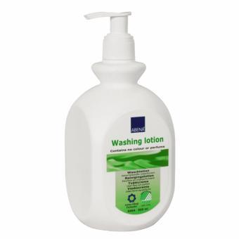 Combo sữa tắm khô Abena 500ml + dung dịch vệ sinh vùng kín Abena 100ml