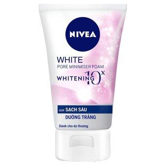 Sữa rửa mặt trắng da NIVEA 5 in 1 50g