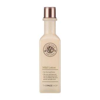 Sữa Dưỡng Ngăn Ngừa Mụn Clean Face Mild Lotion 50Ml/1.69Usfl.Oz