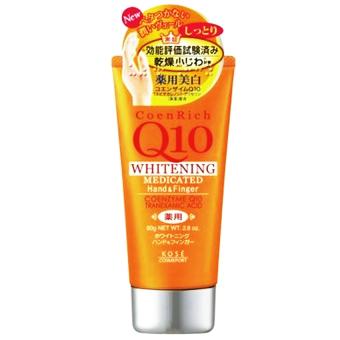 Kem dưỡng da tay ConeRich Q10 Whitening Medicated 80g