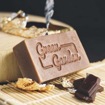 Xà bông Handmade Thảo Mộc Chocolate 100gr