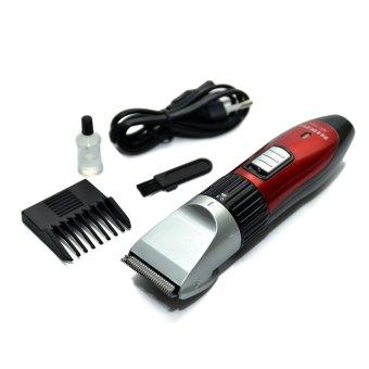 Tông đơ cắt tóc trẻ em Kemei 730 (Đỏ)