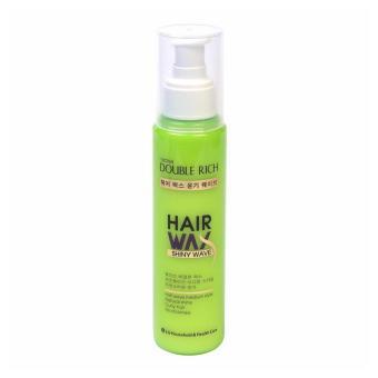 Double Rich Hair Wax Shiny Wave 130ml – DR Wax tạo nếp tóc tự nhiên 130ml