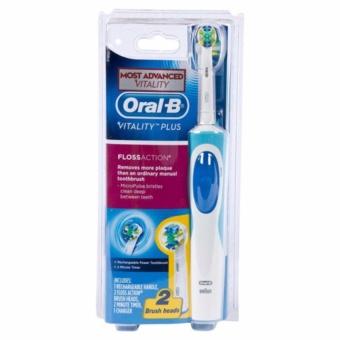 Bàn chải đánh răng điện Oral-B Vitality Plus tặng kèm 1 đầu thay thế