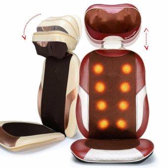 Đệm ghế massage lưng cổ, cột sống.