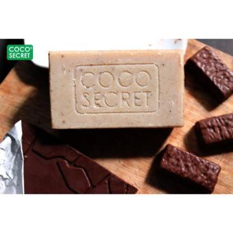 Xà bông dừa chocolate dưỡng da