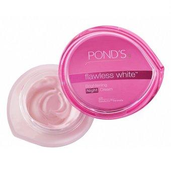 Kem dưỡng trắng da ban đêm POND'S Flawless White Brightening Night Cream 50g