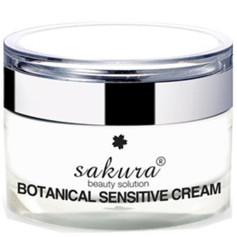 Kem Dưỡng Đặc Trị Cho Da Nhạy Cảm Sakura Botanical Sensitive Cream 30g