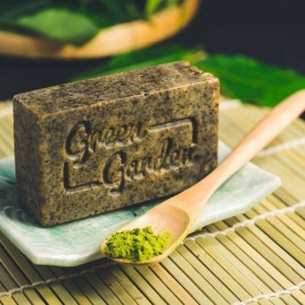Xà bông Handmade Thảo Mộc Matcha 100gr