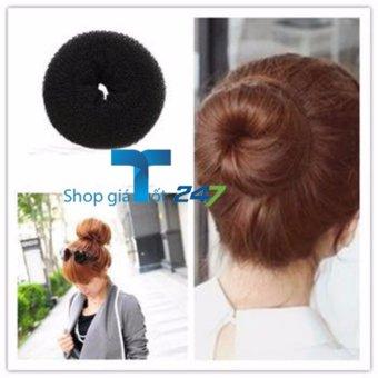 Bộ 02 Dụng cụ tạo kiểu tóc búi tròn Hàn Quốc Giá tốt 247