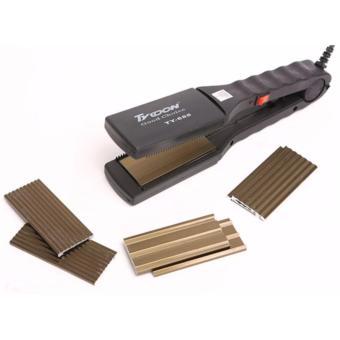 Máy bấm duỗi tóc đa năng 4 trong 1 Tycoon TY-688