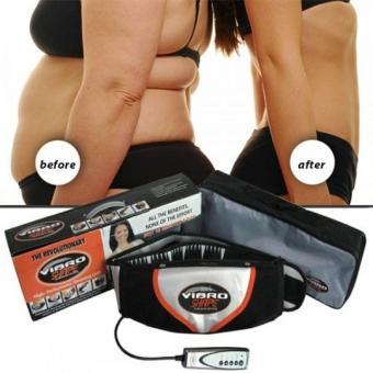 Đai Massage Nóng Và Rung 5 chế độ giảm mỡ bụng new