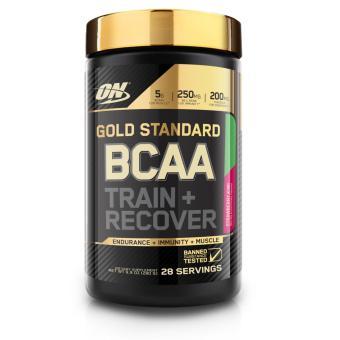 Thực phẩm Bổ Sung năng lượng Gold Standard BCAA vị Strawberry Kiwi