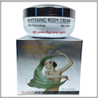 Kem dưỡng trắng da toàn thân White DoctorNaicollagen 200g