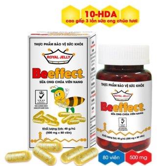Sữa ong chúa viên nang Beeffect